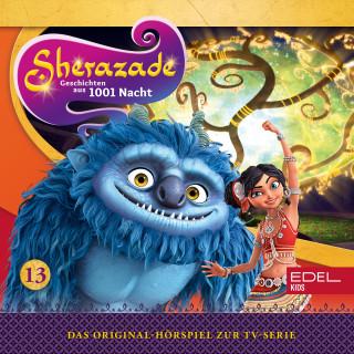 Sherazade: Folge 13: Der goldene Schlüssel (Das Original Hörspiel zur TV-Serie)