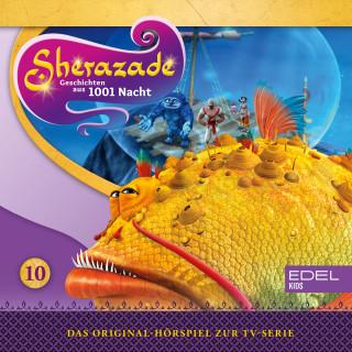 Sherazade: Folge 10: Auf der Wak Wak Insel (Das Original Hörspiel zur TV-Serie)