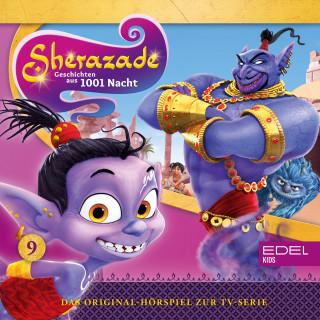 Sherazade: Folge 9: Gefahr im Ozean (Das Original Hörspiel zur TV-Serie)