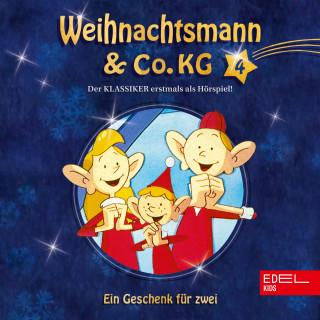 Weihnachtsmann & Co.KG: Folge 4: Ein Geschenk für zwei / Das Super-Kaninchen (Das Original-Hörspiel zur TV-Serie)