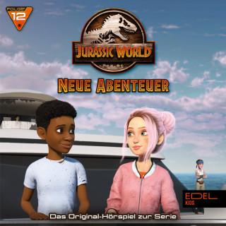 Jurassic World: Folge 12: Eigene Wege / Flucht von Isla Nublar (Das Original-Hörspiel zur TV-Serie)
