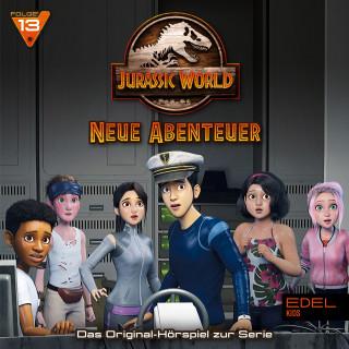 Jurassic World: Folge 13: Koste es, was es wolle / Klick (Das Original-Hörspiel zur TV-Serie)