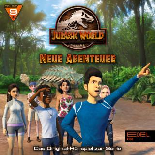 Jurassic World: Folge 9: Gute Aussichten / Sicherer Hafen (Das Original-Hörspiel zur TV-Serie)