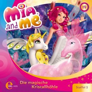 Mia and me: Folge 19: Die magische Kristallhöhle (Das Original-Hörspiel zur TV-Serie)