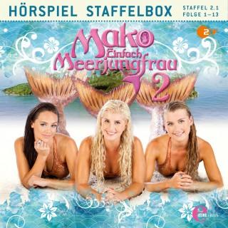 Mako - Einfach Meerjungfrau: Staffelbox 2.1 (Folge 1-13 der 2. TV-Staffel)