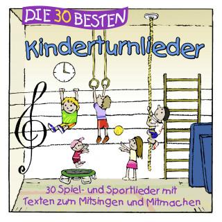 Simone Sommerland, Karsten Glück, die Kita-Frösche: Die 30 besten Kinderturnlieder