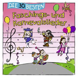 Simone Sommerland, Karsten Glück, die Kita-Frösche: Die 30 besten Faschings- und Karnevalslieder
