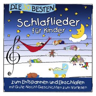Simone Sommerland, Karsten Glück, die Kita-Frösche: Die 30 besten Schlaflieder für Kinder