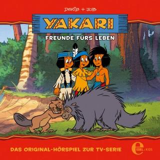 Yakari: Folge 5: Freunde für's Leben (Das Original-Hörspiel zur TV-Serie)