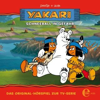 Yakari: Folge 7: Schneeball in Gefahr (Das Original-Hörspiel zur TV-Serie)