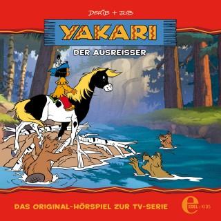 Yakari: Folge 10: Der Ausreißer (Das Original-Hörspiel zur TV-Serie)