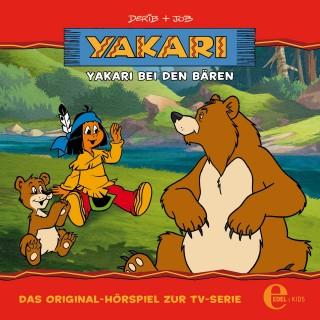 Yakari: Folge 3: Yakari bei den Bären (Das Original-Hörspiel zur TV-Serie)