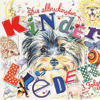 """Kinderchor """"Flohhaufen"""": Die allerschönsten Kinderlieder 3"""