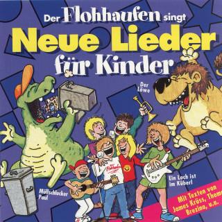 """Kinderchor """"Flohhaufen"""": Neue Lieder für Kinder"""