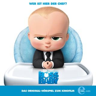 Boss Baby: Boss Baby (Das Original-Hörspiel zum Kinofilm)