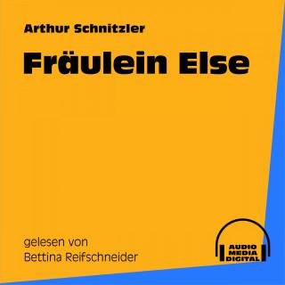 Audio Media Digital Hörbücher, Arthur Schnitzler: Fräulein Else