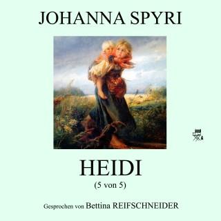 Johanna Spyri: Heidi (5 von 5)