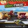 Dinotrux: Folge 9: Die Rennstrecke (Das Original-Hörspiel zur TV-Serie)