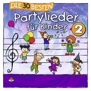 Simone Sommerland, Karsten Glück, die Kita-Frösche: Die 30 besten Partylieder für Kinder 2