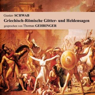 hoerbuch.cc Hörbücher, Gustav Schwab: Griechisch-Römische Götter- Und Heldensagen