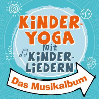 Katharina Blume: Kinderyoga mit Kinderliedern - Das Musikalbum