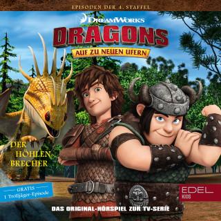 Dragons - Auf zu neuen Ufern, Trolljäger: Folge 33: Der neue Dragur / Der Höhlenbrecher + Trolljäger: Das Amulett (Das Original-Hörspiel zur TV-Serie)