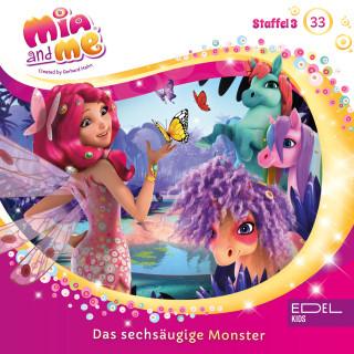 Mia and me: Folge 33: Im schwarzen Wald / Das sechsäugige Monster (Das Original-Hörspiel zur TV-Serie)
