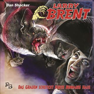 Larry Brent: Folge 27: Das Grauen schleicht durch Bonnards Haus