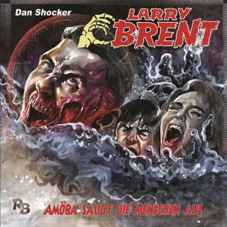 Larry Brent: Folge 28: Amöba saugt die Menschen aus