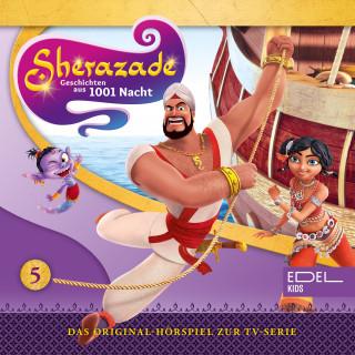 Sherazade: Folge 5: Sindbad / Sindbads Entschuldigung (Das Original-Hörspiel zur TV-Serie)
