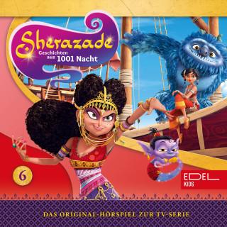 Sherazade: Folge 6: Das Spukschiff / Die Schlangeninsel (Das Original-Hörspiel zur TV-Serie)
