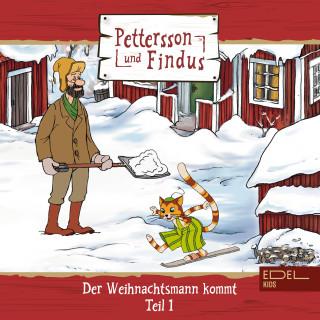 Pettersson und Findus: Folge 7: Der Weihnachtsmann kommt - Teil 1 (Drei Geschichten) [Das Original-Hörspiel zur TV-Serie]