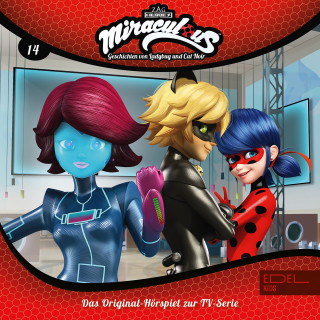 Miraculous: Folge 14: Der Collector / Prime Queen (Das Original-Hörspiel zur TV-Serie)