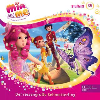 Mia and me: Folge 35: Bluebardo in Not / Der riesengroße Schmetterling (Das Original-Hörspiel zur TV-Serie)