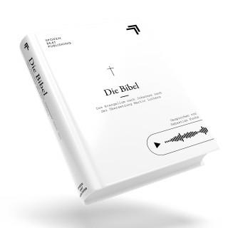 Die Bibel, Traditional: Die Bibel - Das Evangelium nach Johannes nach der Übersetzung Martin Luthers