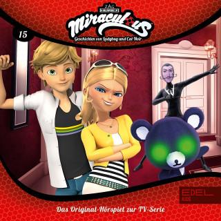 Miraculous: Folge 15: Riposte / Party mit Folgen (Das Original-Hörspiel zur TV-Serie)