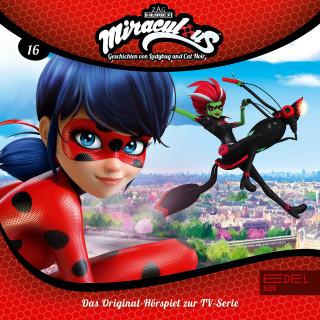 Miraculous: Folge 16: Befana / Robostus (Das Original-Hörspiel zur TV-Serie)