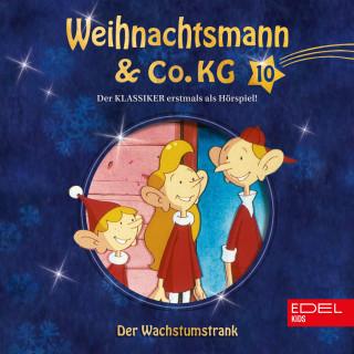 Weihnachtsmann & Co.KG: Folge 10: Der Wachstumstrank / Ein Bär für Pablo (Das Original-Hörspiel zur TV-Serie)