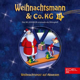 Weihnachtsmann & Co.KG: Folge 11: Weihnachtspost auf Abwegen / Knecht Ruprechts Zauberpuder (Das Original-Hörspiel zur TV-Serie)