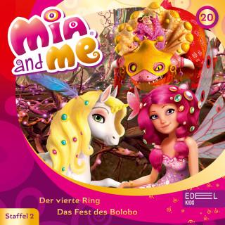 Mia and me: Folge 20: Der vierte Ring / Das Fest des Bolobo (Das Original-Hörspiel zur TV-Serie)