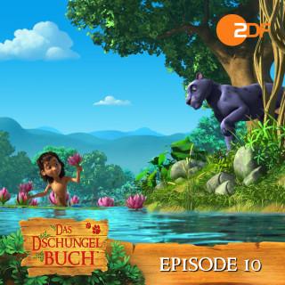 Das Dschungelbuch: Episode 10: Der Dschungel stinkt (Das Original Hörspiel zur TV Serie)