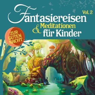 Susanne Keller: Fantasiereisen und Meditationen für Kinder, Vol. 2