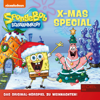 SpongeBob Schwammkopf: X-Mas Edition (Das Original-Hörspiel zur TV-Serie)