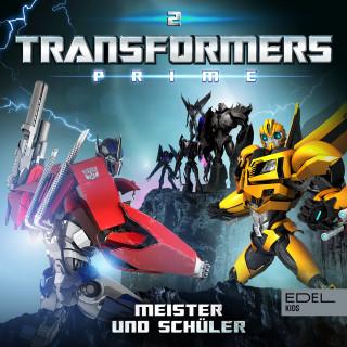 Transformers: Prime: Folge 2: Meister und Schüler (Das Original-Hörspiel zur TV-Serie)