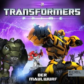 Transformers: Prime: Folge 3: Der Maulwurf (Das Original-Hörspiel zur TV-Serie)