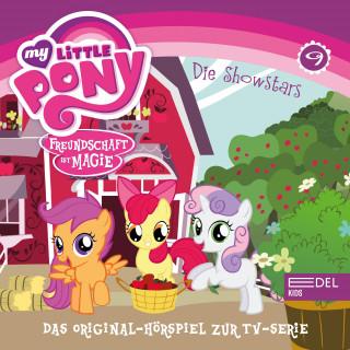 My little Pony: Folge 9: Babysitter Fluttershy / Die Showstars (Das Original-Hörspiel zur TV-Serie)
