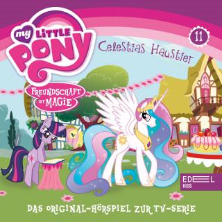 My little Pony: Folge 11: Büffelherden und Apfelbäume / Celestias Haustier (Das Original-Hörspiel zur TV-Serie)