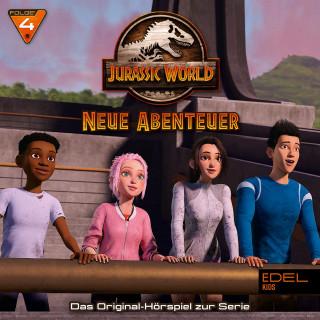 Jurassic World: Folge 4: Vom Niemand zum Jemand / Endstation (Das Original-Hörspiel zur TV-Serie)