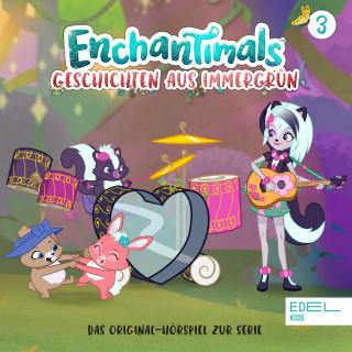 Enchantimals: Folge 3: Das beste Abenteuer / Die Party Truppe (Das Original-Hörspiel zur TV-Serie)
