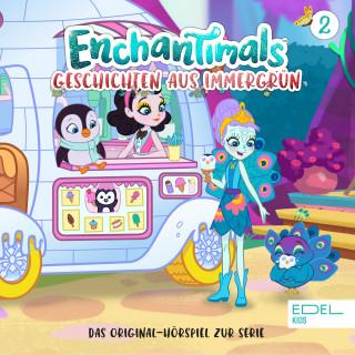 Enchantimals: Folge 2: Die Gruselgeschichte / Küchenchaos (Das Original-Hörspiel zur TV-Serie)